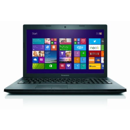 Refurbished Grade A2 Lenovo G510 4th Gen Core i5 4GB 1TB Windows 8.1 Laptop in Black