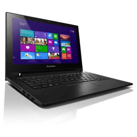 Refurbished Grade A1 Lenovo IdeaPad S210 4GB 320GB 11.6 inch Windows 8.1 Laptop in Black