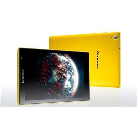Lenovo TAB - S8-50 - YELLOW - INTEL ATOM Z3745 2GB 16GB INTEGRATED GRAPHICS BT/CAM 7 INCH ANDROID 4.4