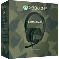 Xbox One Stereo Headset Camo