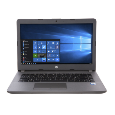 5JK05ES HP 240 G6 Core i5-7200U 8GB 256GB 14 Inch  Windows 10 Laptop
