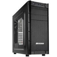 Cougar Archon Midi-Tower Gaming Case - Black Side Window