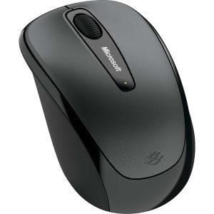 Microsoft Wireless Mobile Mouse 3500 for Business Mac/Win USB Loch Ness Grey