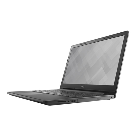 5TXGN Dell Vostro 3568 Core i3-6006U 4GB 500GB DVD-RW 15.6 Inch Windows 10 Professional Laptop