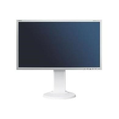 NEC 20 INCH LCD White Wide Screen with LED BLU Monitor