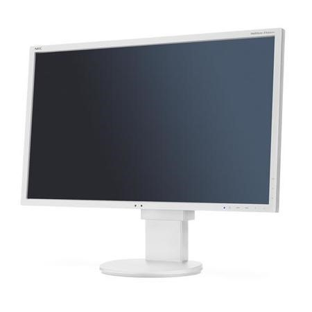 "NEC EA223WM 22"" TN LCD LED Backlight White Monitor"