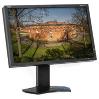 "NEC 24"" Multisync P242W Full HD Monitor"