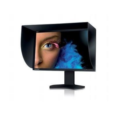 "NEC 27"" LED 2560 x 1440 Height Adjustable HDMI and DVI Monitor"