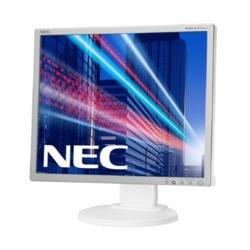 NEC 19 INCH LCD monitor with LED backlight  IPS panel  resolution 1280x1024  VGA  DVI  DisplayPort  110 mm