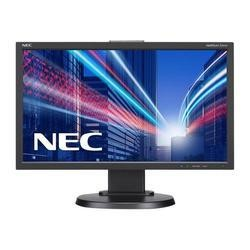 "NEC E203WI 19.5"" LCD LED backlight  IPS 1600x900 VGA DVI-D DisplayPort Height Adjustable Monitor"