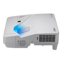 NEC 3600 Lumens XGA Ultra Short Throw Projector 3LCD Technology 5.6Kg - Includes Wall Mount