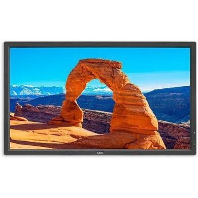 "32"" Black LED Large Format Display Full HD 450 cd/m2 24/7 Operation"