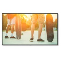 "NEC 60004317 75"" 4K UHD 24/7 Operation Large Format Display"