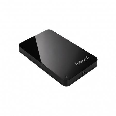 "6002530 Intenso 500GB 2.5"" Ext HDD Black"