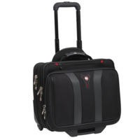 "Wenger Swissgear Granada Roller Travel Case for Laptops up to 17.3"" - Black"