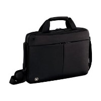 "Wenger Format 15.6"" Laptop Case with Tablet Pocket in Black"