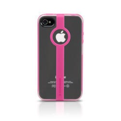 Marware DoubleTake for iPhone 4 & iPhone 4S - Frosted/Pink