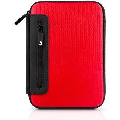 Jurni Nylon Case  for Kindle & Kindle Touch - Red/Black