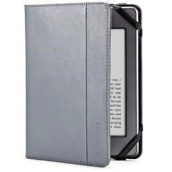 Atlas Polyurethane Case for Kindle & Kindle Touch - Charcoal