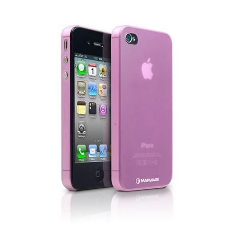 Membrane for iPhone 4 & iPhone 4S - Blush