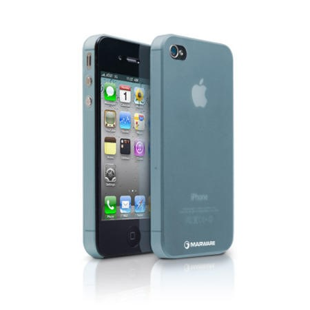 Membrane for iPhone 4 & iPhone 4S - Sea Foam