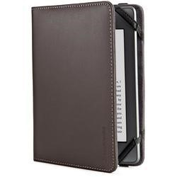 EcoVue Leather Case for Kindle & Kindle Touch - Brown