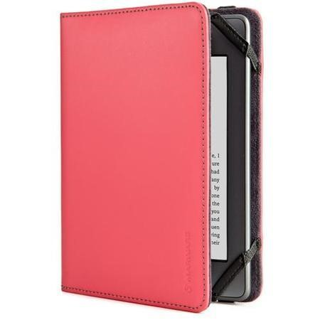 EcoVue Leather Case for Kindle & Kindle Touch - Pink