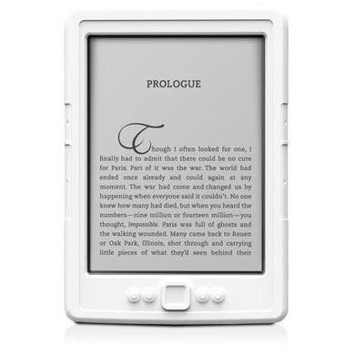 SportGrip Silicone Case for Kindle - White