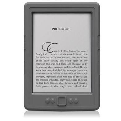 SportGrip Silicone Case for Kindle - Grey