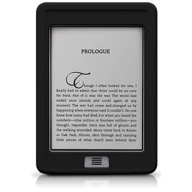 SportGrip Silicone Case for Kindle Touch - Black