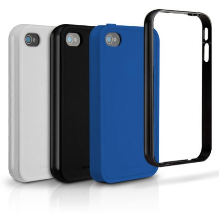 Eclipse for iPhone 4 & iPhone 4S - Blue/Black