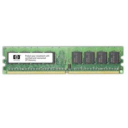 HP 1 x 8GB Dual Rank x4 PC3L-10600 DDR3-1333 Reg CAS-9 LP Memory Kit