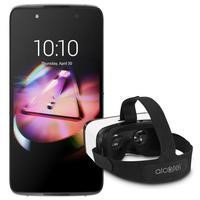 Alcatel Idol 4 Grey 5.2 Inch  16GB 4G Unlocked & SIM Free + Free VR Headset