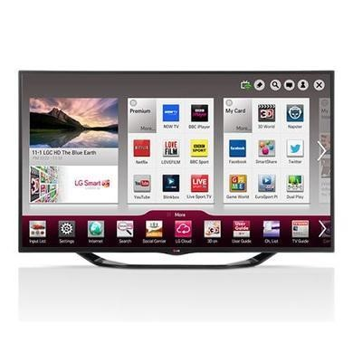 LG 60LA740V 60 Inch Smart 3D LED TV