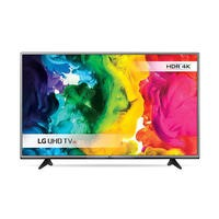 LG 60UH605V 60 inch 4K UHD LED TV with Freeview HD 3840 x 2160 Black 3x HDMI and 1x USB VESA wall mount 300 x 300mm