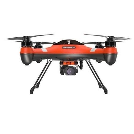 SwellPro Splashdrone 3+ with PL3 2.7K Gimbal Camera