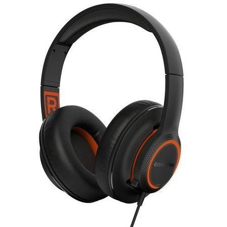 SteelSeries Siberia 150 Gaming Headset with Mic Black
