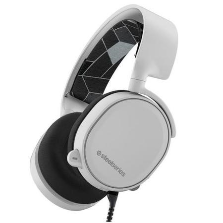 Steelseries Arctis 3 Gaming Headset in White