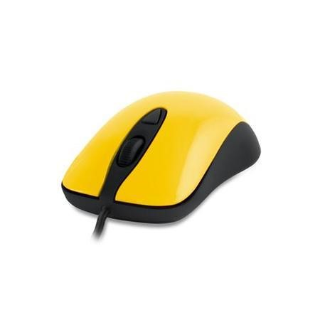 SteelSeries Kinzu v2 Wired Mice - Yellow