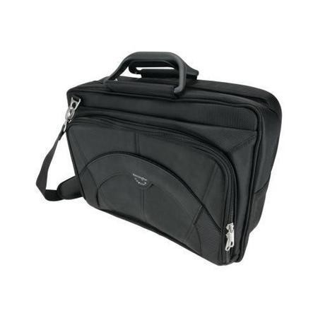 "Acco Kensington Contour Pro 17.3"" Laptop Bag - Black"