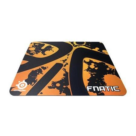 SteelSeries QcK Limited Edition Fnatic Mouse Pad