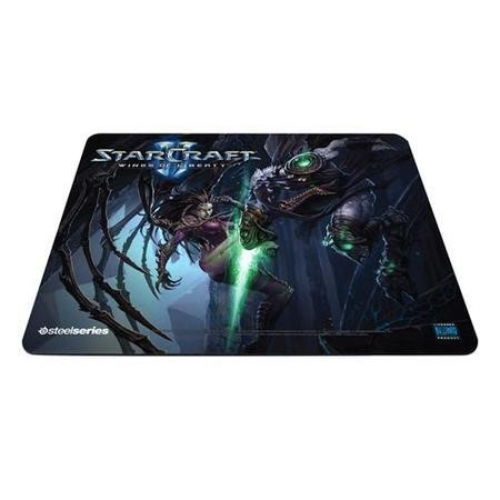 SteelSeries QcK Limited Edition StarCraft2 Kerrigan vs. Zeratul Mouse Pad
