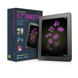 Refurbished Grade A2 Storage Options 63364 Scroll 9.7'' Tablet PC