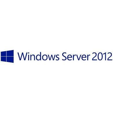 Dell Windows Server 2012 R2  Essentials English 1-2 CPU 25 Users OEM ROK