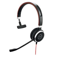 Jabra Evolve 40 Mono - also 3.5mm