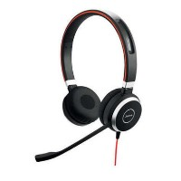 Jabra Evolve 40 Duo - also 3.5mm