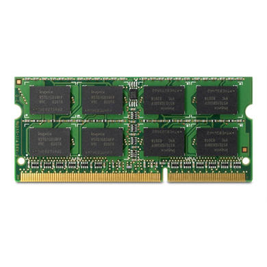 Hewlett Packard HP 8GB 1x8GB Single Rank x4 PC3-12800 DDR3-1600 Registered CAS-11 Memory Kit