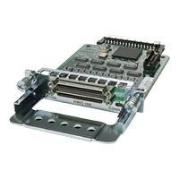 Cisco High-Speed WAN Interface Card serial adapter - 16 ports
