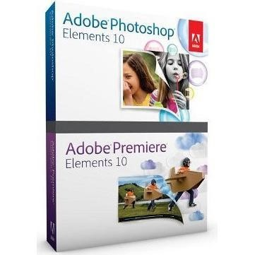 Photoshop & Premiere Elements 10 Multiple Platforms
