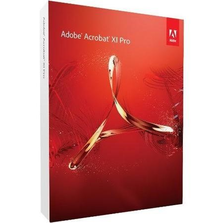 Acrobat XI Pro Student + Teacher Online Validation - Mac